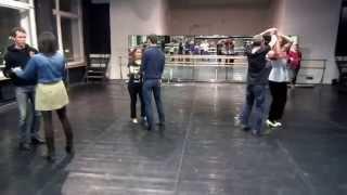 Основы парного танца - Ознакомительный урок (1)