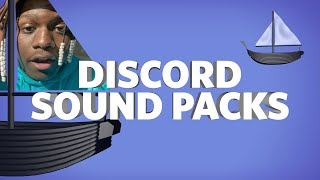 Announcing Discord Sound Packs ft. Lil Yachty