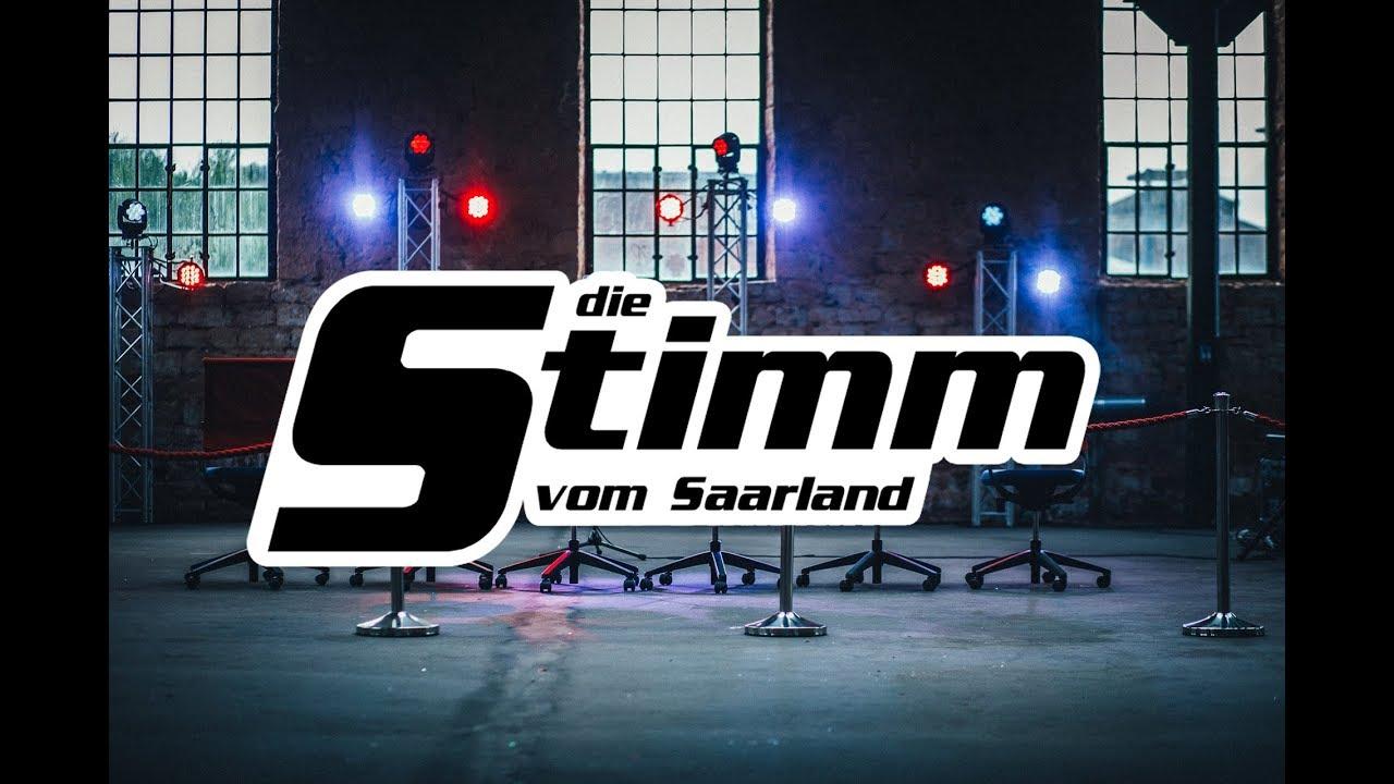Die Stimm vom Saarland (The Voice of Germany Parodie) - YouTube