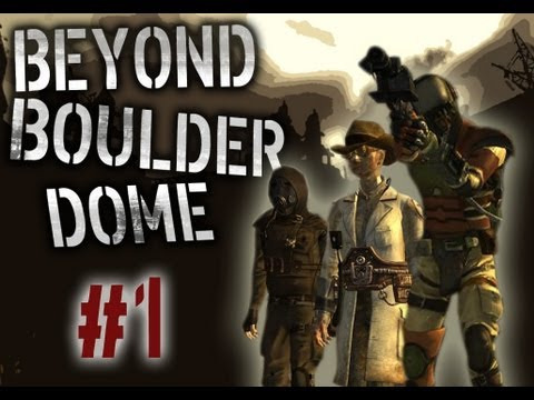 Fallout New Vegas Mods: Beyond Boulder Dome - Part 1