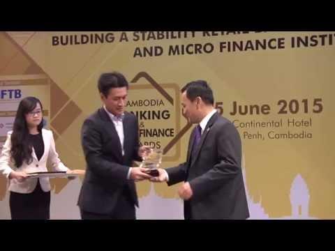 Cambodia Banking Awards 2015: Outstanding Emerging Retail Bank (Cambodia Post Bank)