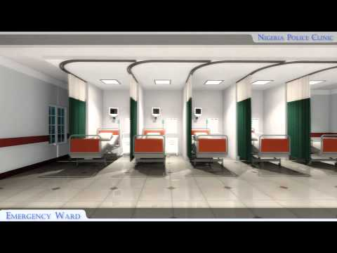 NIGERIA POLICE CLINIC ANIMATION- By Chess T Group