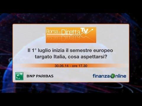 Il 1° luglio inizia il semestre europeo targato Italia, cosa aspettarsi?