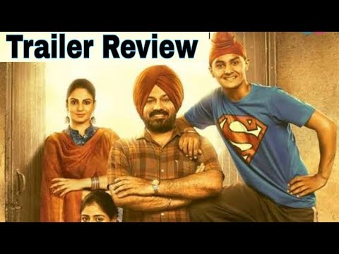 Son Of Manjeet Singh   Trailer Review   Cool Tadka