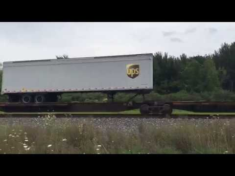 Live streaming Northfolk Southern 206 train