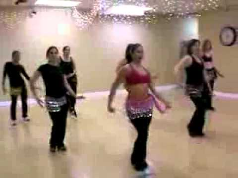 zumba belly dance