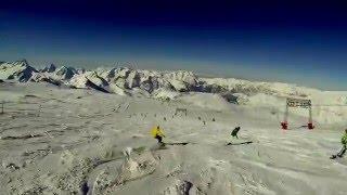 Reportaje Les 2 Alpes