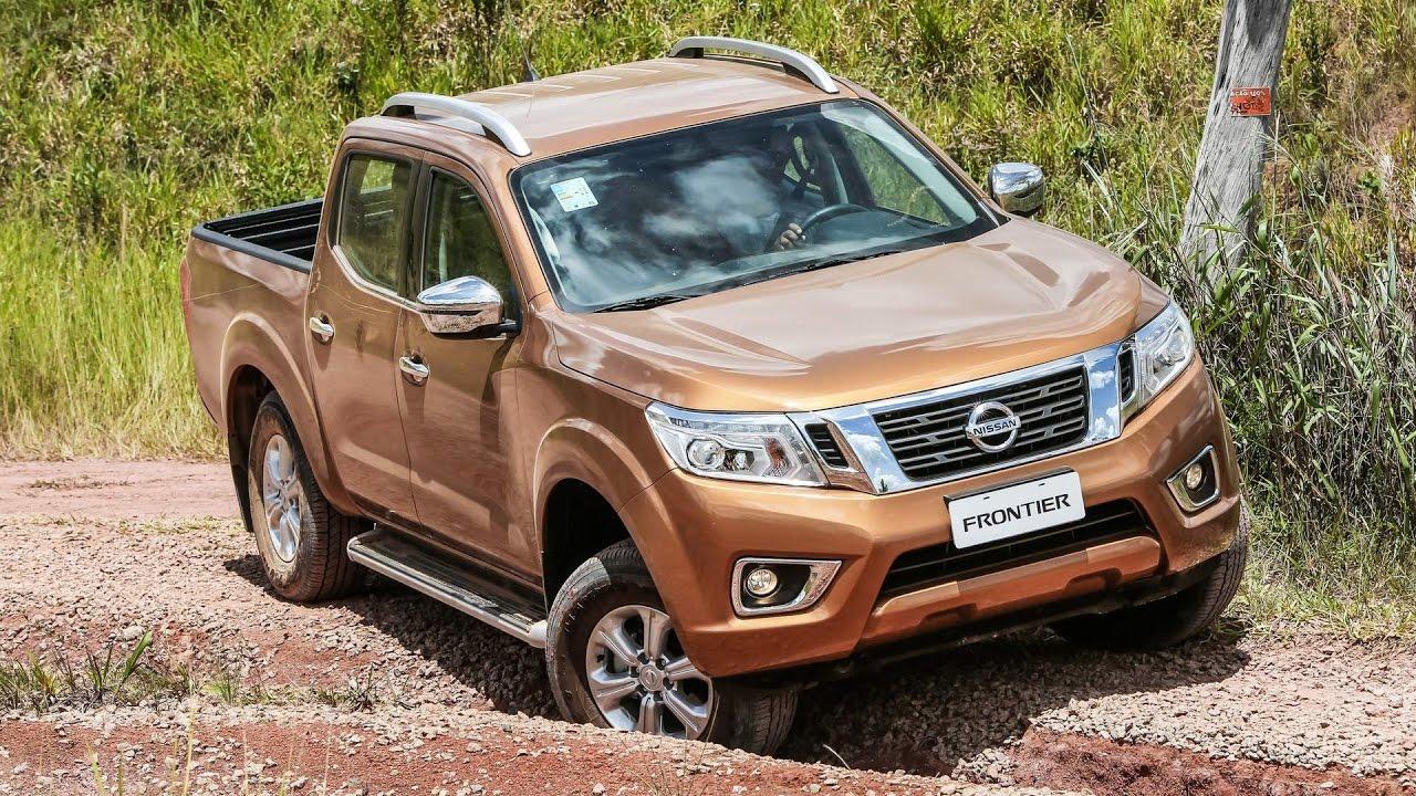Nova Nissan Frontier 2018 Preços Detalhes E Especificações Www Car Blog Br