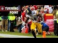 Antonio Brown's Circus Catch Takes Down the Undefeated Chiefs (Week 6)   NFL Turning Point
