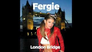 Fergie - London Bridge (Instrumental) (Audio)