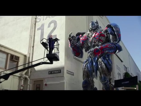 Transformers: The Last Knight - Optimus Prime Dialogue Coach - Paramount Pictures
