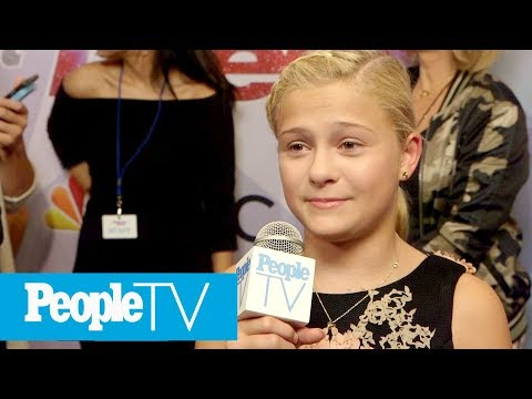 'AGT' Winner Darci Lynne Farmer On Angelica Hale's Support, Simon Cowell On Her Win | PeopleTV