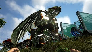 ARK: Công Viên Khủng Long - Tập 1 - Siêu Boss Myth-Dragon Queen