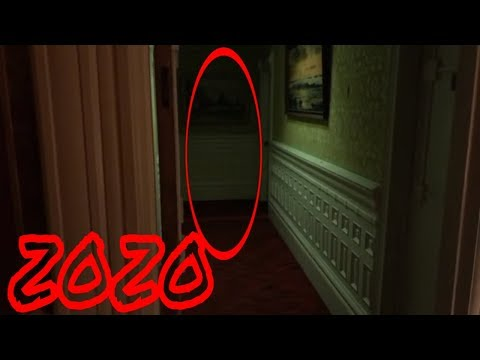 ZoZo OUIJA DEMON CAUGHT ON CAMERA IN A HAUNTED HOTEL
