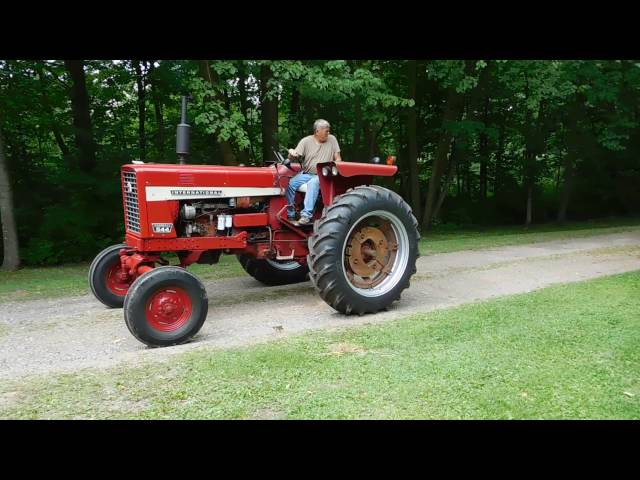 farmall 544 farm tractor farmall farm tractors farmall farm International H Wiring Diagram