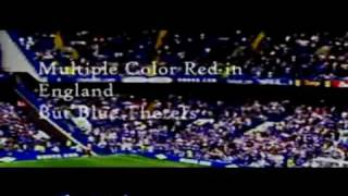 Chelsea FC - Only One Color In England