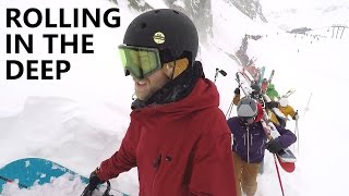 Rolling in the Deep - A Snowboard Movie