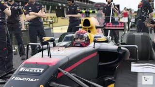 F1 2017 Career mode Part 51 Monza GP