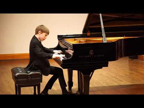 Daniel Alter (10): CMC National Audition 2018