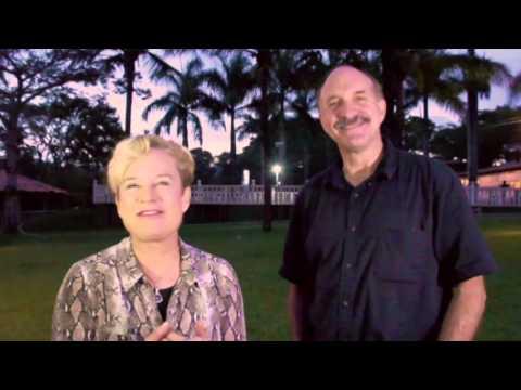 TheCall Brasil e Dia de Evangelização Global (2014) - Heidi Baker e Lou Engle