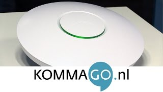 KommaGo - How To - Software updaten van Ubiquiti Unifi Access Points