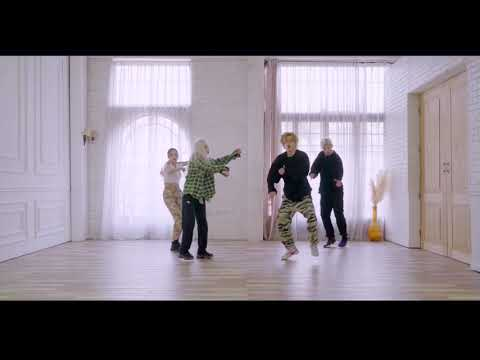 "KARD ""Bomb Bomb"" Mirrored Dance Practice, 카드 ""밤밤"" 안무 거울모드"