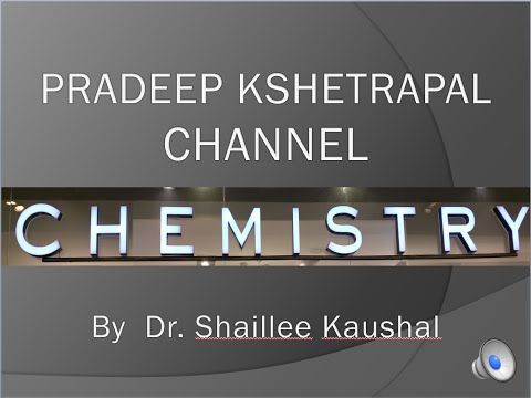 CHXII-10-04 Physical properties of Haloalkanes and haloarenes Pradeep Kshetrapal Physics channel