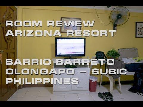 Room Review - Arizona International Resort in Barrio Barreto, Olongapo, Subic, Philippines