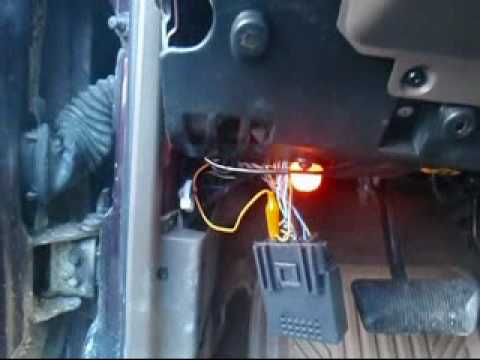 Jeep Cherokee Wiring Diagram 1996 Emg Solder How To Install A Gm Door Chime In Grand - Youtube