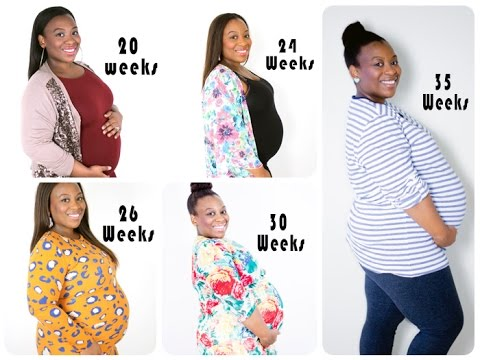 How Many Months Is 35 Weeks Pregnant