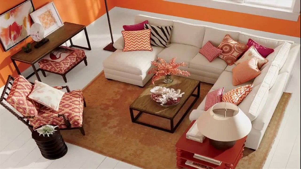 Best of Ethan Allen Sectional Sofa - YouTube