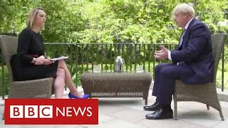 "Boris Johnson admits government ""didn't understand"" coronavirus for months - BBC News"