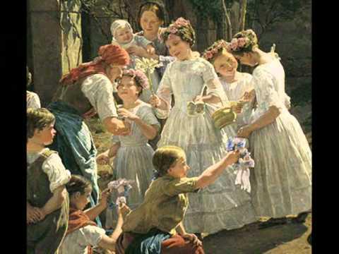 Schumann and the kinderszenen