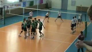 волейбол полуфинал Россия юноши1997г Екб-Ханты
