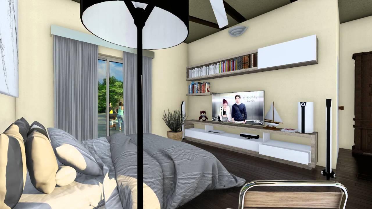 Lumion 6 interior test youtube for Interior design 7 0 tutorial