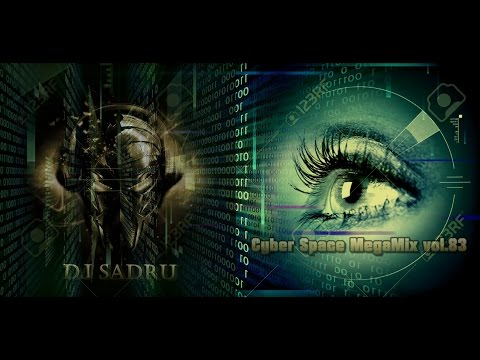 Dj Sadru - Spacesynth Mix vol. 82. (Cyber Space MegaMix)  (2016)