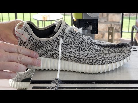 What's Inside Yeezys?