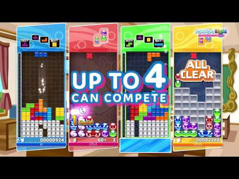 Puyo Puyo Tetris - Video