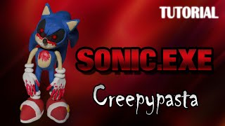 Download Tutorial Sonic.exe en Plastilina | Creepypasta | Sonic.exe Clay Tutorial Mp3 and Videos