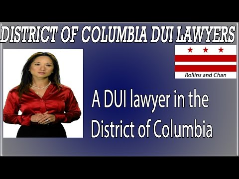 DC DUI lawyer - Ada Chan what to look for in DUI attorney