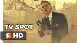 Spectre TV SPOT - Bond is Back (2015) - Daniel Craig, Christoph Waltz Movie HD