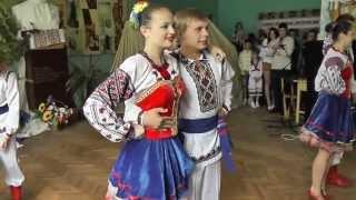 Дрогобич. Школа Nо1. Танець Марічка. Відео 13