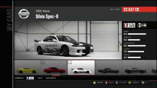 Forza Motorsport 4 - UNICORN CARS!!!