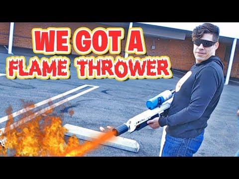 We Got a Flamethrower - Dude Soup Podcast #200