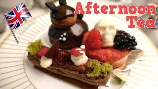 ULTIMATE BRITISH Afternoon Tea Experience! - Yum It
