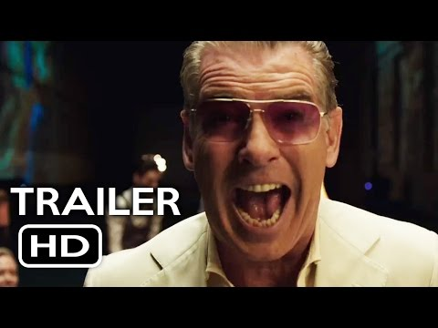 Urge Official Trailer #1 (2016) Pierce Brosnan, Ashley Greene Thriller Movie HD