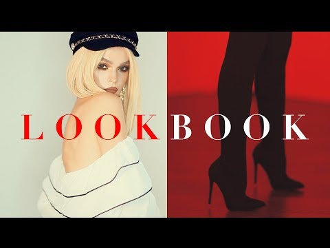 LOOKBOOK  à La PICTURRESQUE 5 DIFFERENT LOOKS CASUAL TO EXTRA AF