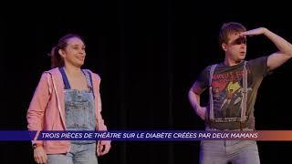Yvelines | Trois pièces de théâtre sur le diabète créées par deux mamans