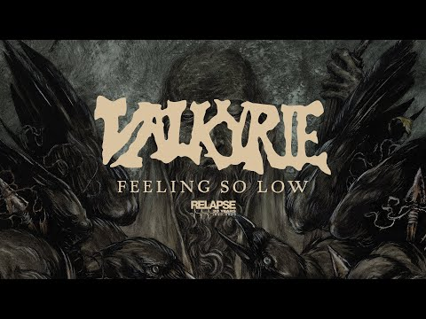 VALKYRIE - Feeling so Low (Official Audio)