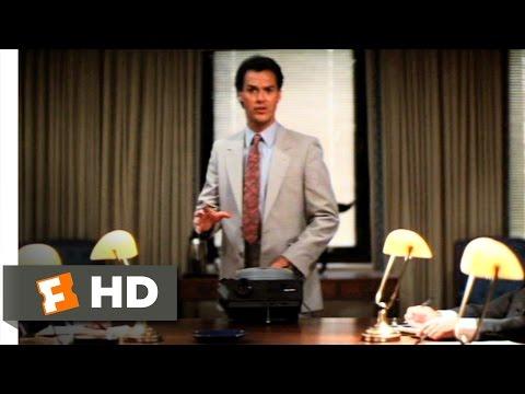 Gung Ho (1/10) Movie CLIP - Japanese Board Meeting (1986) HD